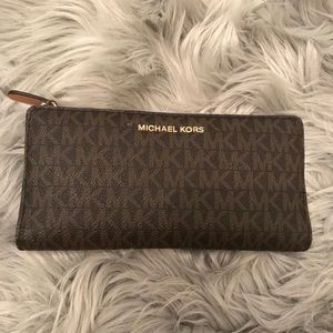 Brown Micheal Kora wallet